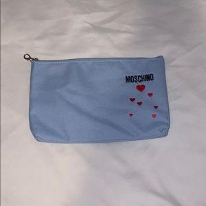 Moschino Cosmetic Bag